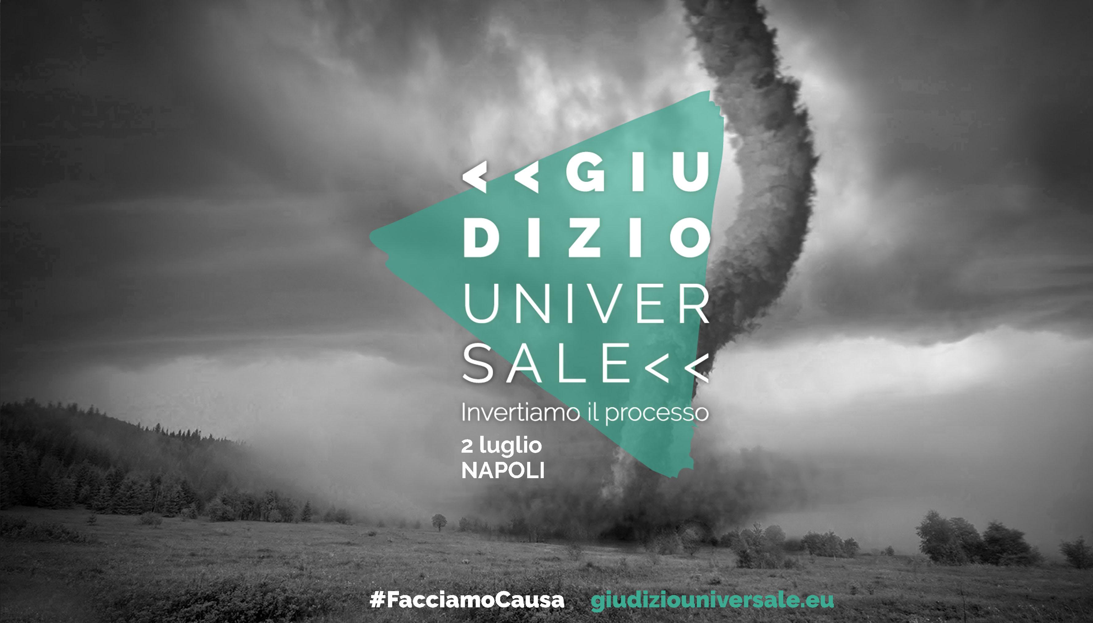 Giudizio Universale: incontriamoci a Napoli